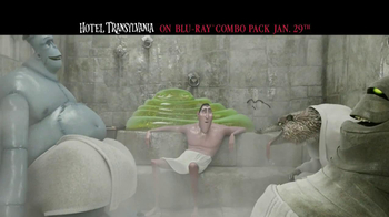 Hotel Transylvania Blu-ray, DVD TV Spot - Thumbnail 4