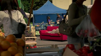 Allergan, Inc. TV Spot, 'Farmers Market'