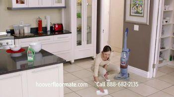 Hoover FloorMate TV Spot, 'Hard Floors'