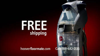 Hoover FloorMate TV Spot, 'Hard Floors' - Thumbnail 10