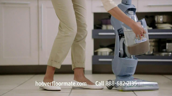 Hoover FloorMate TV Spot, 'Hard Floors' - Thumbnail 5