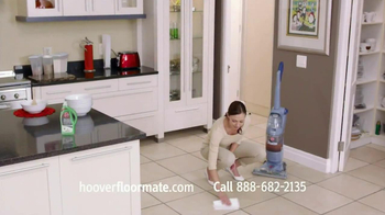 Hoover FloorMate TV Spot, 'Hard Floors'
