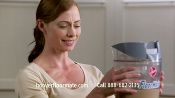 Hoover FloorMate TV Spot, 'Hard Floors' - Thumbnail 8