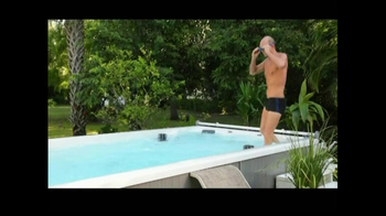 The Endless Pool TV Spot Featuring Rowdy Gaines - Thumbnail 1