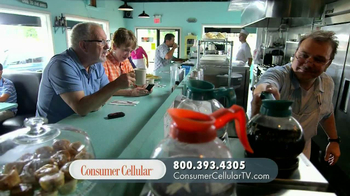 Consumer Cellular TV Spot, 'On the Road with Connie and Jack' - Thumbnail 7
