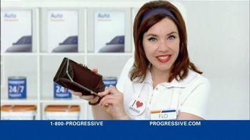 Progressive TV Spot, 'Talking Wallet' - 108 commercial airings