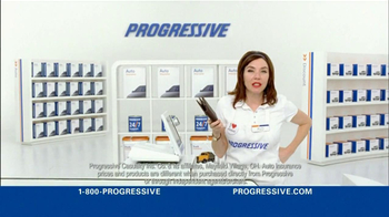Progressive TV Spot, 'Talking Wallet' - Thumbnail 2