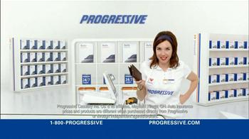 Progressive TV Spot, 'Talking Wallet' - Thumbnail 4
