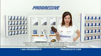 Progressive TV Spot, 'Talking Wallet' - Thumbnail 5