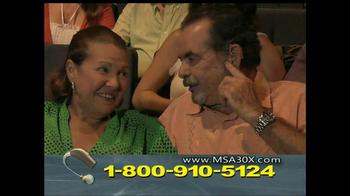 MSA 30X TV Spot - Thumbnail 5