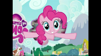 My Little Pony Walkin' Talkin' Pinkie Pie TV Spot, 'Walk and Talk'