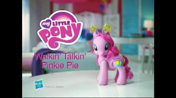 My Little Pony Walkin' Talkin' Pinkie Pie TV Spot, 'Walk and Talk' - Thumbnail 7