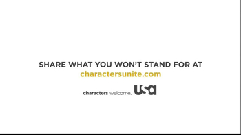 USA Network TV Spot, 'I Won't Stand For...' - Thumbnail 7