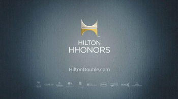 Hilton HHonors TV Spot, 'Double Points'  - Thumbnail 7