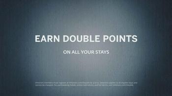 Hilton HHonors TV Spot, 'Double Points'  - Thumbnail 6
