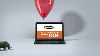 Office Max TV Spot, 'GoDaddy Website Bundle' - Thumbnail 1