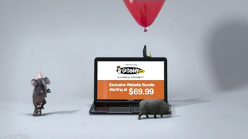Office Max TV Spot, 'GoDaddy Website Bundle' - Thumbnail 3