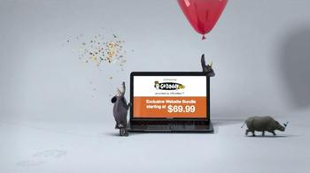 Office Max TV Spot, 'GoDaddy Website Bundle' - Thumbnail 4