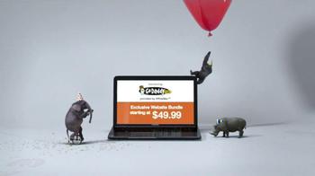 Office Max TV Spot, 'GoDaddy Website Bundle' - Thumbnail 5