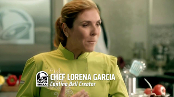 Taco Bell Cantina Steak Burrito TV Spot, 'No!' Feat. Lorena Garcia - Thumbnail 1