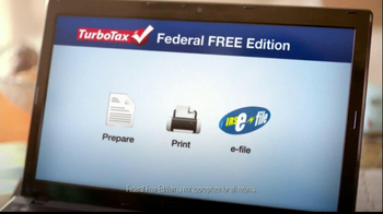 TurboTax Federal FREE Edition TV Spot, 'Stretch Every Dollar' - Thumbnail 7