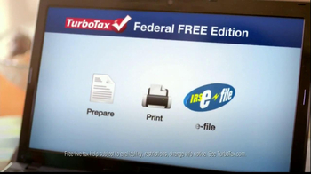 TurboTax Federal FREE Edition TV Spot, 'Stretch Every Dollar' - Thumbnail 8