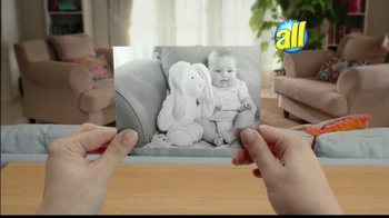 All Laundry Detergent TV Spot, 'Childhood Memories' - Thumbnail 1