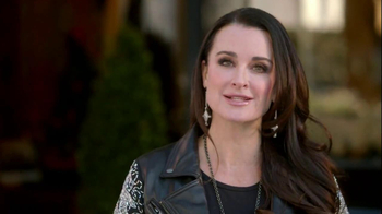 TurboTax TV Spot Featuring Kyle Richards