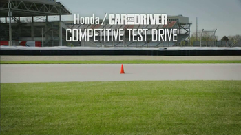 2013 Honda Accord LX TV Spot, 'Competitive Test Drive' - Thumbnail 1