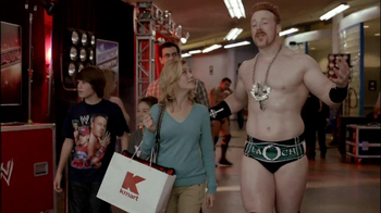 Kmart WWE TV Spot, \'$10 Award Card\' Featuring Sheamus
