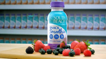 South Beach Diet Snack Smoothie TV Spot - Thumbnail 5