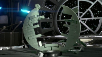 Angry Bird: Star Wars Millennium Falcon Bounce Game TV Spot, 'Destroy Evil' - Thumbnail 6