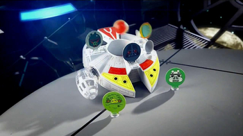 Angry Bird: Star Wars Millennium Falcon Bounce Game TV Spot, 'Destroy Evil' - Thumbnail 8