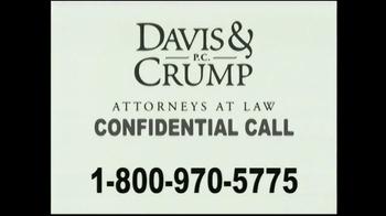 Davis & Crump, P.C. TV Spot, 'Important News: Dialysis Patients' - Thumbnail 5