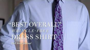 JoS. A. Bank Wrinkle-Free Traveler Dress Shirts TV Spot, 'Office Hours' - Thumbnail 8