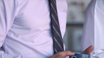 JoS. A. Bank Wrinkle-Free Traveler Dress Shirts TV Spot, 'Office Hours' - Thumbnail 9