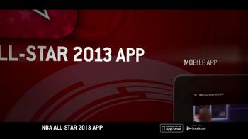 NBA All-Star 2013 APP TV Spot - Thumbnail 1