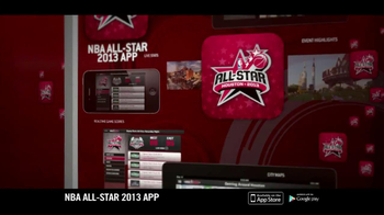 NBA All-Star 2013 APP TV Spot - Thumbnail 9