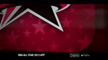 NBA All-Star 2013 APP TV Spot - Thumbnail 2