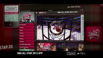 NBA All-Star 2013 APP TV Spot - Thumbnail 4