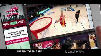 NBA All-Star 2013 APP TV Spot - Thumbnail 5