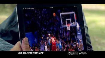NBA All-Star 2013 APP TV Spot - Thumbnail 6