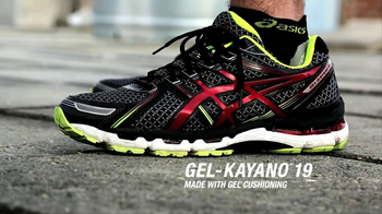 ASICS GEL-Kayano19 TV Spot, 'Pigeon' Song by Huey