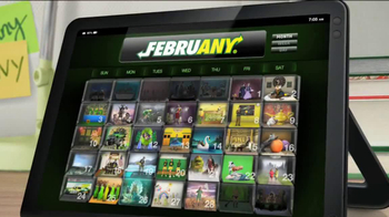 Subway FebruANY 2013 TV Spot, 'Planets' - Thumbnail 1