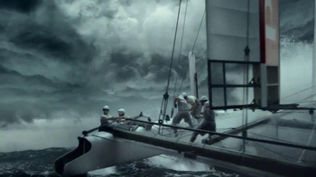 Prada Luna Rossa TV Spot, 'At Sea' - Thumbnail 2