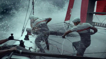 Prada Luna Rossa TV Spot, 'At Sea' - Thumbnail 3