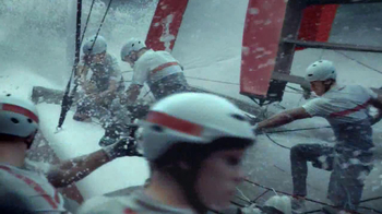 Prada Luna Rossa TV Spot, 'At Sea' - Thumbnail 4