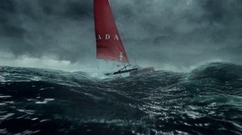 Prada Luna Rossa TV Spot, 'At Sea' - Thumbnail 5