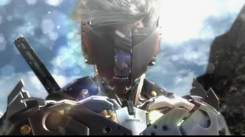 Konami and PlayStation TV Spot, 'Metal Gear Rising: Revengeance' - Thumbnail 7