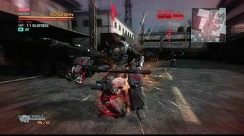 Konami and PlayStation TV Spot, 'Metal Gear Rising: Revengeance' - Thumbnail 8